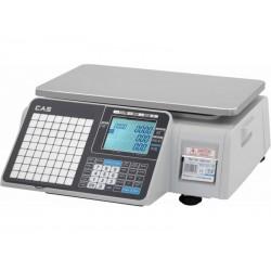 Labeling Scale CAS CL3000 30B 30Kg Flat