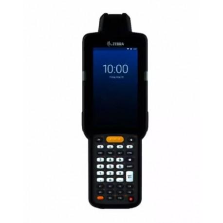 Terminal mobil cu cititor coduri Zebra MC3300X, Rotating Head, 38 taste– Android