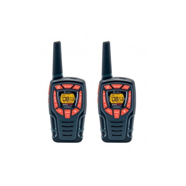 Walkie Talkie Cobra AM845 (2 pieces) + headphones