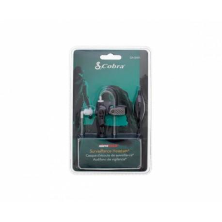 Casca de supraveghere cu microfon Cobra GA-SV01