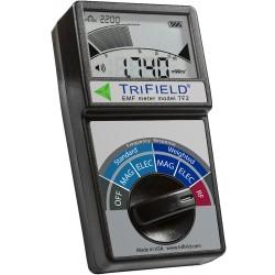 Detector radiatii electrice, magnetice, radio/microwave/5G – TriField TF2