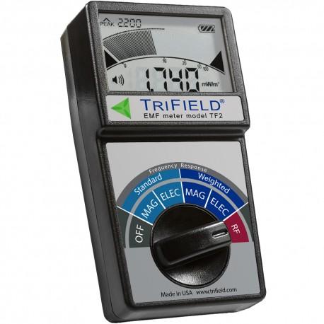 Detector radiatii electromagnetice TriField EMF TF2
