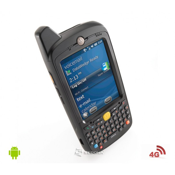 Mobile terminal with scanner 2D Zebra Motorola MC67 - Windows or Android