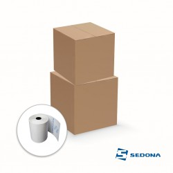 Thermal rolls pack for POS printer, 79mm wide 30m long