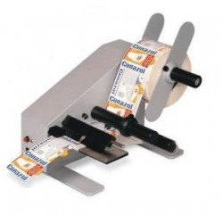 Automated label dispenser