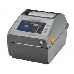 Imprimanta de etichete Zebra ZD621d, USB, Serial, Ethernet, BLE, RTC, display, peeler