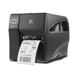 Imprimanta de etichete Zebra ZT220 TT 300 dpi, USB+RS232