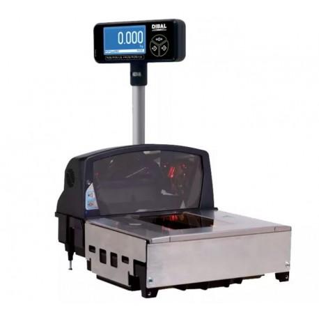 Cantar Dibal KS-400, 6/15 kg, incorporabil