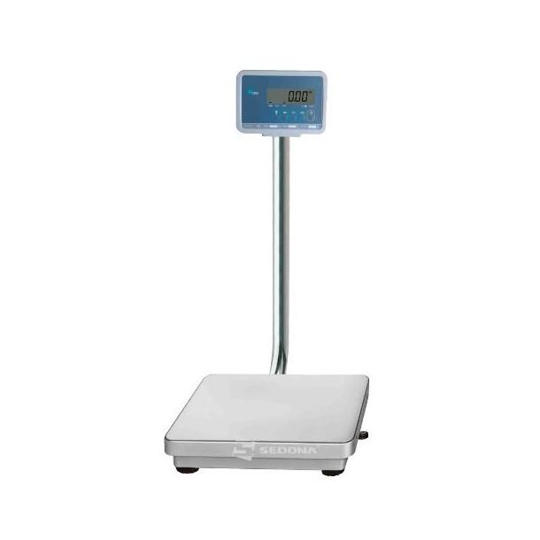 Cantar platforma Digi DS 166 S-UK cu acumulator 70x60cm 150/300 kg