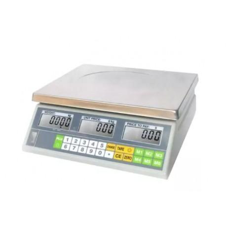Cantar comercial SWS KSP 15/30 KG - Acumulator