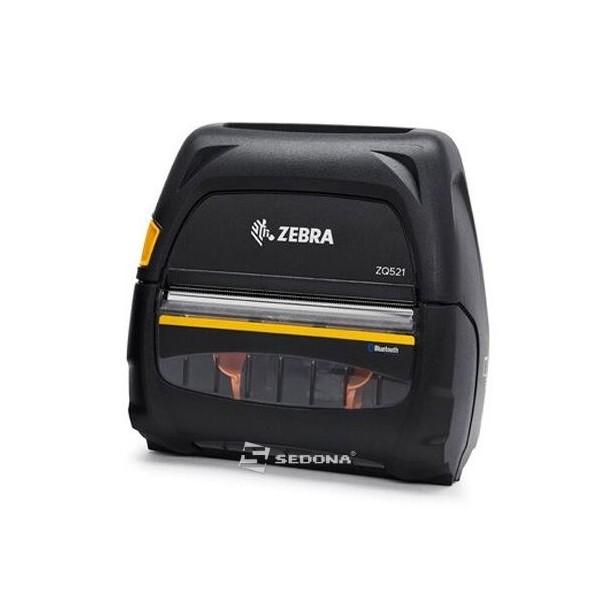 Label Portable Printer Zebra ZQ521 USB+Bluetooth