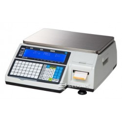 Labeling Scale CAS CL5200 Flat