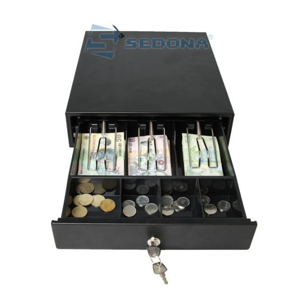 Cash drawer - Small - 3 bills