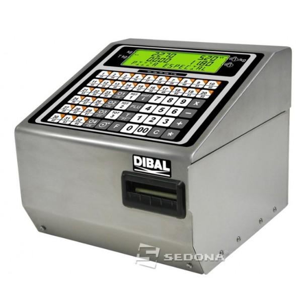 Etichetator Dibal LP-545 conectabil la cantare plaftorma