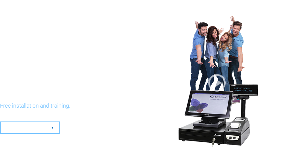 Having the right POS software contributes significantly to the success of your business.