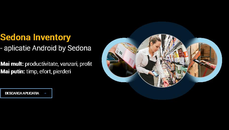 NOU: Sedona Inventory - aplicație Android by Sedona