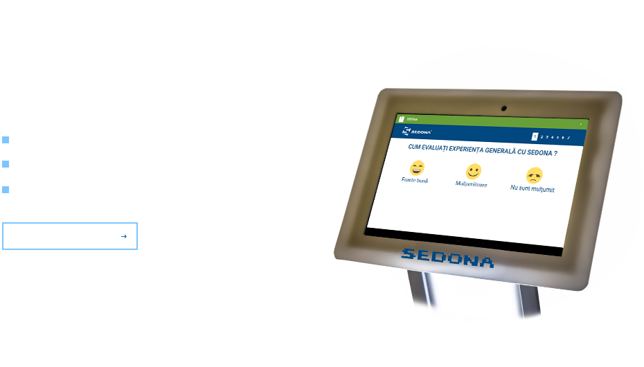 Tablet Feedback and Survey App