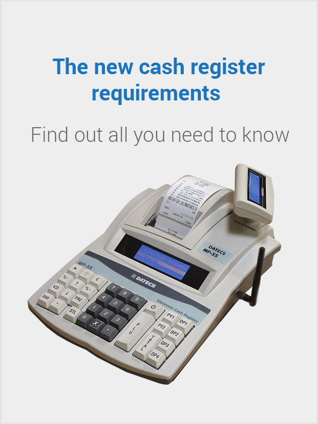 All you need to know about the new cash register requirements