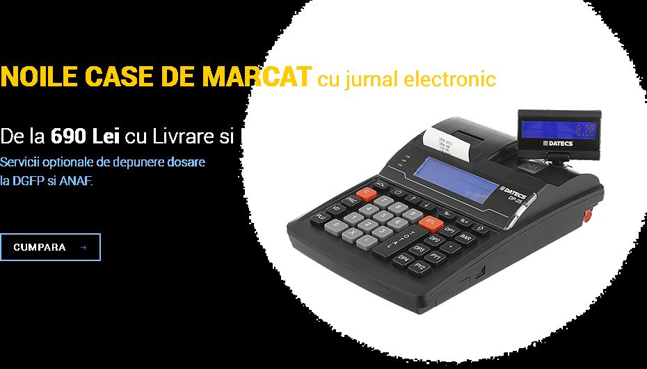 NOILE CASE DE MARCAT CU JURNAL ELECTRONIC