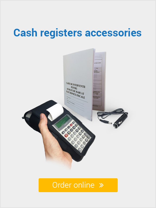 Cash registers accessories